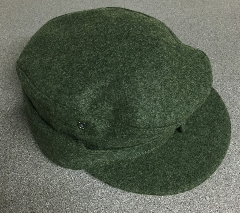 717ffeadae4 Heer M43 Field Cap by EREL with Bevo Badge EREL046 | Richard A ...